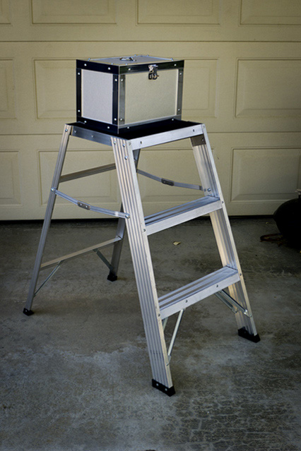 Aluminum Ladder Base for Master Prediction System (Ladder Only)