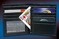 Hip Pocket Card to Wallet Trick