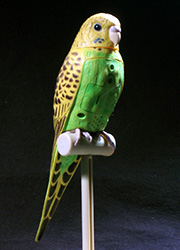Mechanical Parakeet